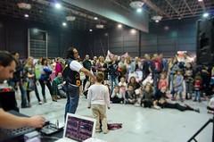 Mercazoco Octubre Gijón Feria de Muestras espectáculos en vivo