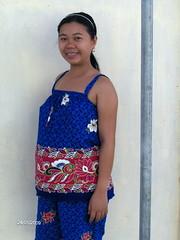 Pregnant Leah (JUST THE PHILIPPINES) Tags: girl asian asia pretty philippines manila filipino filipina garcia oriental calapan dose citimart valenton batino