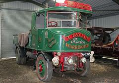 SE0229-Rixton. (day 192) Tags: steamengine sentinel tractionengine theduchess 5104 roadrun transportshow steamwagon steamlorry rixton transportrally ca6395 cheshirerun thecheshirerun