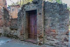 RHM_2050-1470.jpg (RHMImages) Tags: california door foothills building brick abandoned wall us nikon rust downtown unitedstates decay nevadacity auburn historic rusted rusting d810