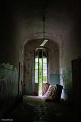 Incubi (paolaji) Tags: abandoned hospital bed patient asylum letto illness ospedale disagio abbandonato degrado limbiate mombello psichiatrico paziente