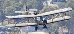 Bristol F.2b (CanvasWings) Tags: bristol rhino f2b raaf superhornet fa18f 1son tavas royalaustralianairforce raafamberley theaustralianvintageaviationsociety