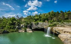 Zareki krov (Milan Z81) Tags: nature clouds waterfall croatia slap priroda istria hrvatska rijeka pazin istra potok oblaci vodopad pazinica zarekikrov zareje