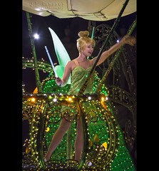 Tinker Bell - Main Street Electrical Parade - Disney's Magic Kingdom (J.L. Ramsaur Photography) Tags: jlrphotography nikond7200 nikon d7200 photography photo lakebuenavistafl centralflorida orangecounty florida 2016 engineerswithcameras magickingdom disney'smagickingdom photographyforgod thesouth southernphotography screamofthephotographer ibeauty jlramsaurphotography photograph pic waltdisneyworld disney disneyworld mainstreetelectricparade tinkerbell waltdisney happiestplaceonearth wheredreamscometrue magical tennesseephotographer imagineering disneycharacter waltdisneyworldresort tink nighttime nightphotography afterdark atnight portrait portraiture portraitphotography disneyportrait lights highiso highisophotography jmbarrie peterpan peterandwendy fairy fairies 1904 1911 1953 blonde fairydust fairywings wand fairywand parade