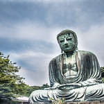 The Buddha at Kamakura