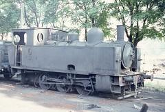 Een Belg in Spanje III (Kees Wielemaker) Tags: espaa spain energie ct steam locomotive broad gauge 54 vapor spanje ponferrada stoomlocomotief steenkool kolenmijn breitspur 060t breedspoor
