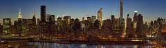Manhattan Skyline from Queens (jochenmohr440) Tags: panorama newyork skyline manhattan queens zhotel jochenmohr