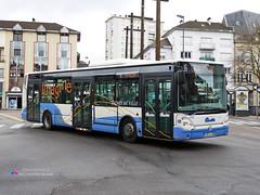 Irisbus Citelis 12 - Imagine 105 (Pi Eye) Tags: bus imagine autobus iveco irisbus epinal citelis keolis citelis12