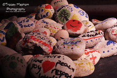 Hopes and dreams - pebbles 4 (traceymepham) Tags: church easter children photography worship child cross god stones jesus pebbles hampshire andover want dreams hopes wishes wants activity tracey mepham