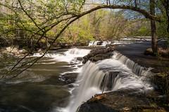 Waterfall Old Stone Fort TN ( David Gunter) Tags: old stone waterfall tn fort