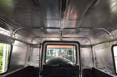 Land Rover Defender 110 (LaSalle Trim) Tags: acoustic landrover thermal defender110 lasalletrim automotiveinsulation autoinsulation tainsulation
