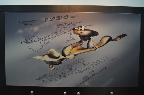 Dunmore Cave Map