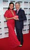 Virigina Macari and Gary Kavanagh on the Red Carpet at The Peter Mark VIP Style Awards 2015 at The Marker Hotel,Dublin. Pictures Brian McEvoy