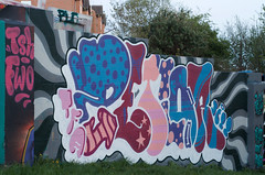 Zenor_TFA (tombomb20) Tags: street streetart art wall graffiti paint tag leeds spray lettering graff rosebank 2015 zenor tombomb20