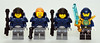 Fort Raid Bluecoats (Oky - Space Ranger) Tags: lego fort space prison pirate imperial raid outpost bluecoat