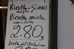 Food Shop (Silvia Demick) Tags: food shop cheese ricotta cesenatico