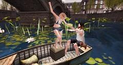 ripple (aarontj90) Tags: beard pumpkin boat cool mesh hipster sl secondlife titanic jian burley tmp slfashion cheekypea junefallon