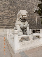 2016_04_060167 (Gwydion M. Williams) Tags: china cats cat feline beijing lion lions felines tiananmensquare tiananmen chineselions styalisedlions stylisedlions