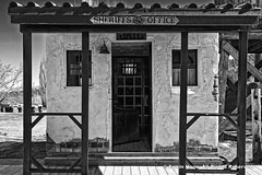 Sheriff's Office (Armin Hage) Tags: route66 williams grandcanyon jail western sheriff wildwest oldwest