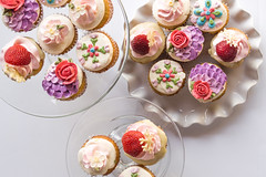 Frozen Princess Cupcakes (brian_barney9021) Tags: food cake wisconsin dessert photography frozen cupcakes nikon yum princess desserts cupcake bakery lacrosse wi meringue d3200