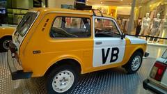 """Lada Niva 1600 4x4 """"VB"""" (Skitmeister) Tags: veřejnábezpečnost vb policie police polizei politie politia vaz lada ваз лада автоваз нива niva"""