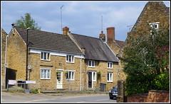 Cottages (Lotsapix) Tags: houses building architecture northampton northamptonshire cottages moulton
