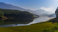 Morning Hues (Sunith) Tags: morning india sunrise river sony kerala munnar a7ii godsowncountry mirrorless