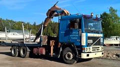Finland Trucks (engels_frank) Tags: ferry suomi finland john volvo finnland ky renault camion trucks fhre deere scania naantali lastwagen aland lkw vak expressen finnlines land hcs rekka autolink ahola gigaliner strm savikko eurocombi transjack