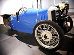 Morgan (1928) (Mount Fuji Man) Tags: 1920s car museum malaga automobilemuseum 1920scars museoautomovilisticodemálaga