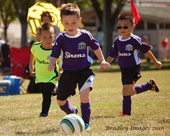 In Control (daddydell28) Tags: bradleyimages sports sacramentocalifornia little league nikond40 players field ball soccer