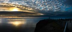North Cape (kjellbendik) Tags: blue sea sky sun sol canon eos norge flickr year himmel nordnorge hav finnmark globus mnd midnattsol nordkapp 2016 northnorway 70d 06juni junejuni naturoglandskap barentsregionen magerya bl kjellbendikgmailcom