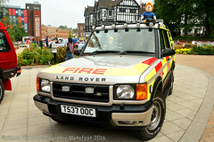 Coventry Motofest 2016 - Land Rover Discovery (Si 558) Tags: disco rover land landrover discovery landroverdiscovery