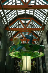 Los Angeles Central Library (CamRich22 (On hiatus)) Tags: 1920s canon statues downtownla losangelescentrallibrary