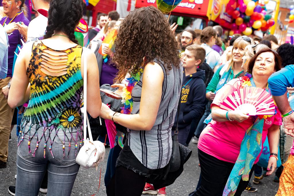 PRIDE PARADE AND FESTIVAL [DUBLIN 2016]-118017