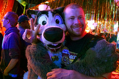 frolic7-9-16_00047 (Kory / Leo Nardo) Tags: sanfrancisco party bar club fur dance furry dj frolic rubber latex pup kory fursuit 2016 thestudbar fursuiting fursona rubberdawg pupplay frolicparty pupleo