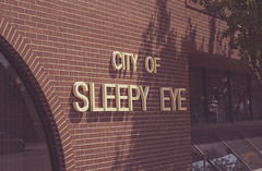 City of Sleepy Eye (Tony Webster) Tags: minnesota us unitedstates officebuilding offices municipalbuilding sleepyeye municipaloffices cityofsleepyeye