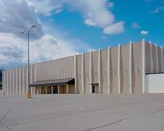(lucas.deshazer) Tags: mall montana mt 4x5 helena largeformat kodakportra400