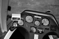 ASK21 Instruments (mme1998) Tags: gclpv lpv ask21 k21 glider sailplane pngc portsmouthnavalglidingclub leeonsolent airfield daedalus airplane nikon d3300 dslr hampshire aviation instruments panel