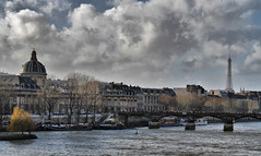 PARIS (toyaguerrero) Tags: paris france tower seine arquitectura eu eiffel francia