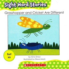 Grasshopper and Cricket are Different (Vernon Barford School Library) Tags: new school fiction bug insect reading book high reader library libraries reads insects books super bugs cricket read paperback cover junior novel grasshopper covers bookcover pick middle vernon quick recent picks qr grasshoppers bookcovers paperbacks novels fictional crickets readers readingmaterial barford stevemack softcover quickreads quickread readingmaterials sightwords vernonbarford softcovers sightword ginashaw superquickpicks superquickpick sightwordsstories 9780545343664