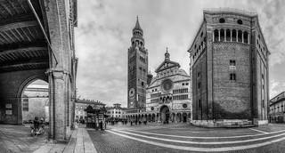 Scorcio di Cremona (Glimpse of Cremona)