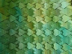 Arrow Heads - Tom Crain (Monika Hankova) Tags: tom origami tessellation crain