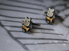 "Cufflinks for ""N"" (vikafogallery) Tags:"