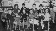 Berridge, Nottingham (theirhistory) Tags: uk school girls boys shirt children toys glasses photo chairs group tie games skirt junior jumper educational shorts form wellingtonboots wellies primary