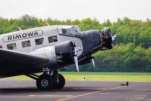 Junkers JU-52 in Egelsbach