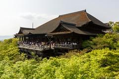 Kiyomizudera, Kyoto (Celso Kuwajima) Tags: people japan canon eos kyoto jp hdr kytoshi ef1635mmf28liiusm kytofu 5dmarkiii