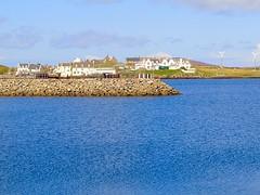 Lochboisdale from new Marina (hazelisles,(www.youtube.com/user/hazelisles)) Tags: lochboisdale suist