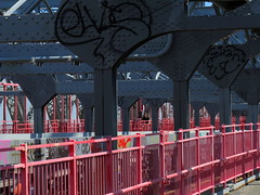 Williamsburg Bridge #4 (Keith Michael NYC (2 Million+ Views)) Tags: nyc ny newyork brooklyn manhattan williamsburg williamsburgbridge