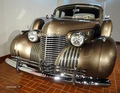 1940 Cadillac Series 62 4Dr Sedan (JCarnutz) Tags: 1940 cadillac gilmorecarmuseum series62