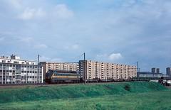 5531  Luchtbal  02.06.84 (w. + h. brutzer) Tags: analog train nikon eisenbahn railway zug trains locomotive 55 belgien lokomotive luchtbal diesellok eisenbahnen sncb dieselloks webru